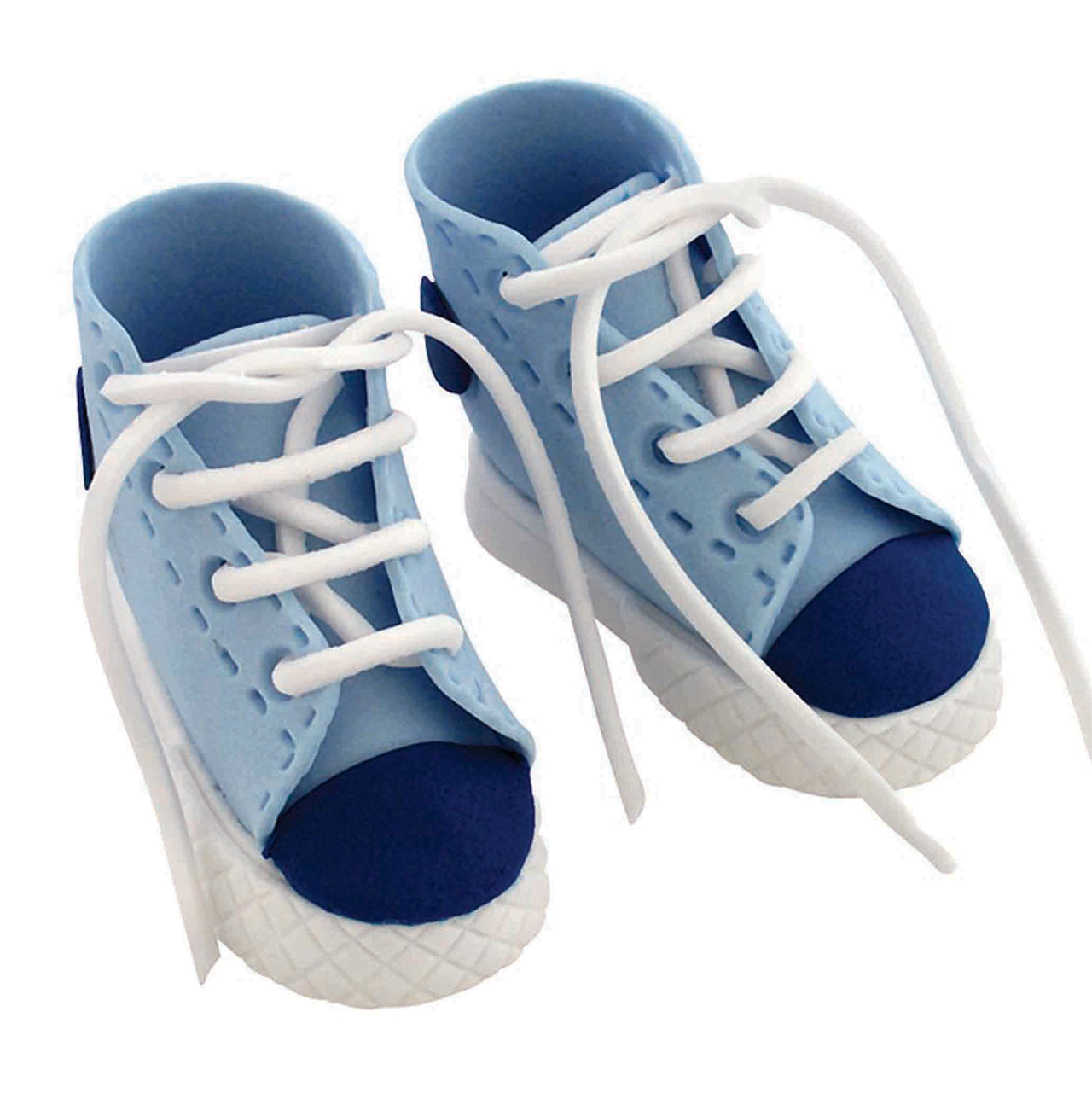 Image of   Baby high cut Sneaker, udstikkersæt