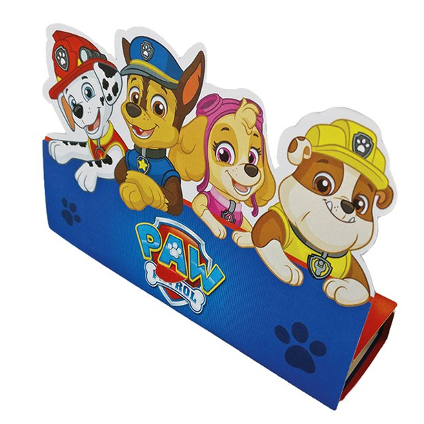 Image of Invitationer, Paw Patrol