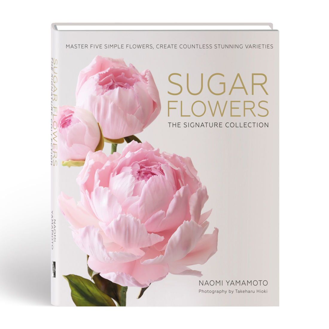 Image of Sugar flowers - The signature collection