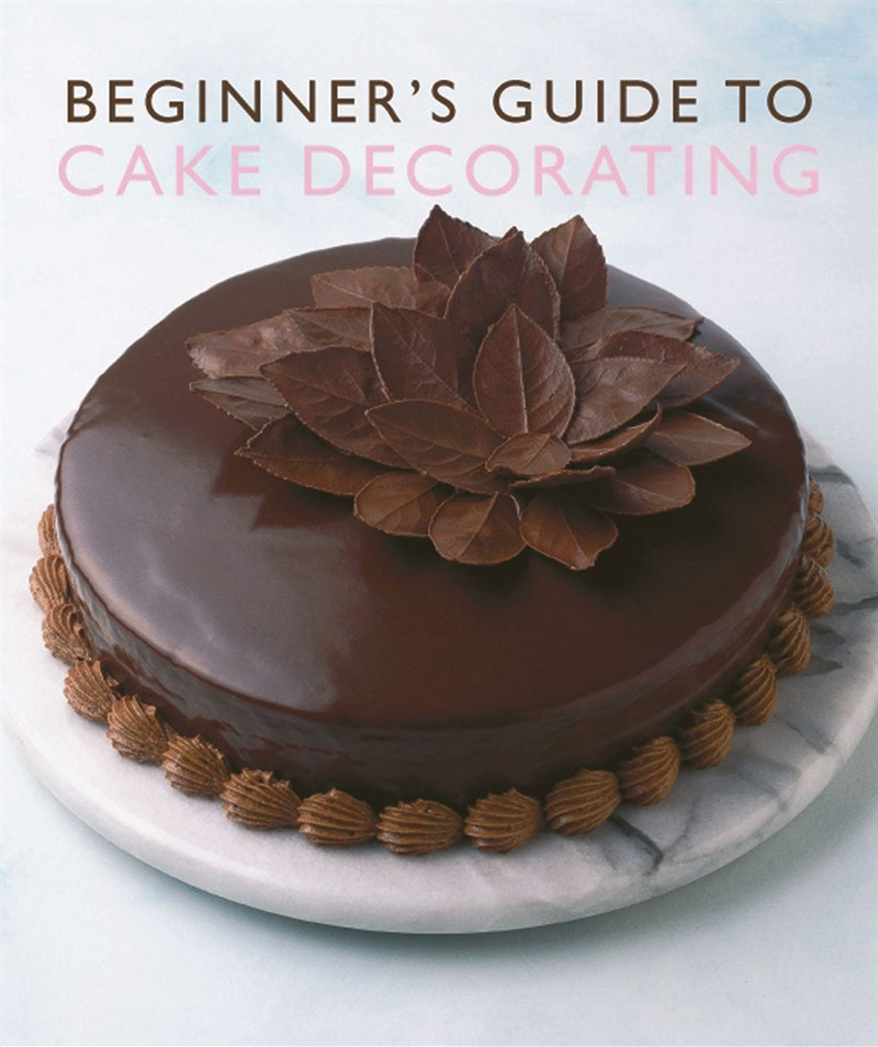 Image of Beginners guide to cake decorating