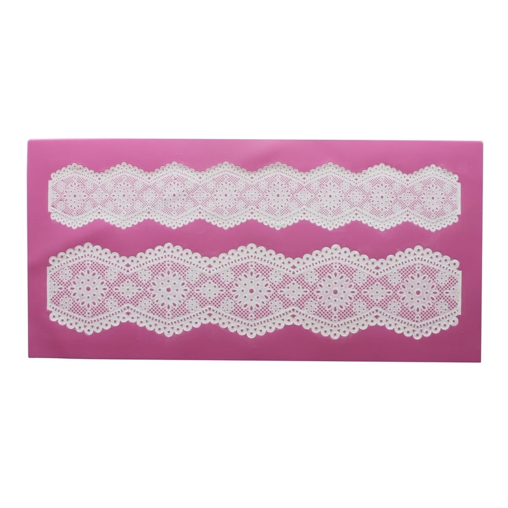 Image of Cake Lace Broderie Anglaise