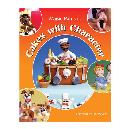 Image of Cakes with Character, bog