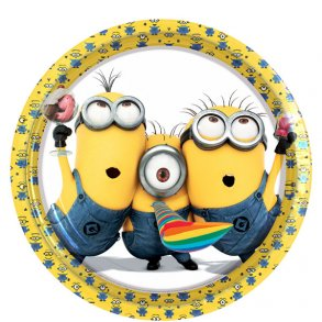 Minions engangsservice