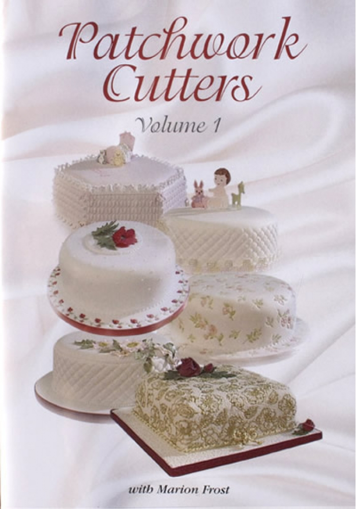 Image of Patchwork Cutters DVD Vol 1