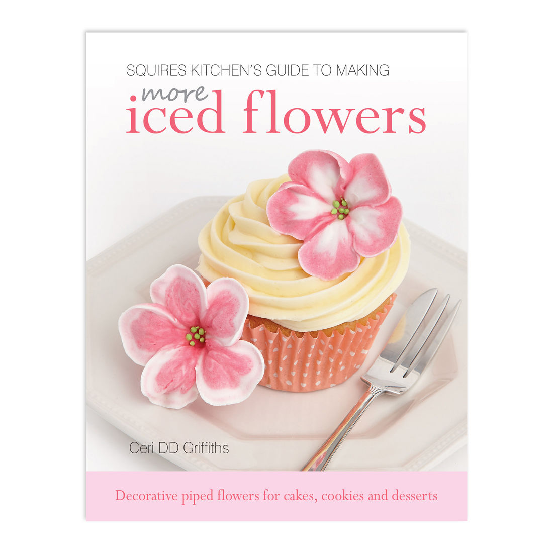 Image of More iced flowers, bog
